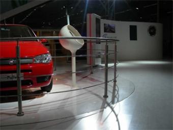FIAT SHOW @ AUTO EXPO 2008